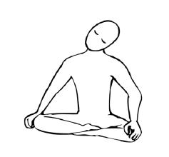 Крийя спинальных энергий, упражнение 7